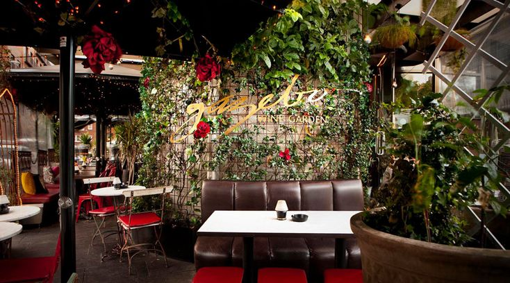 Gazebo Wine Garden - This bustling al fresco neighbourhood wine bar is a garden oasis amongst the city chaos.