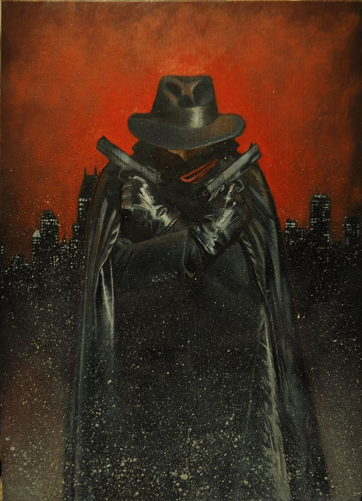 The Shadow by ~coltonworley on deviantART | The Shadow ...