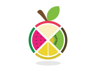 Fruit Dribbble