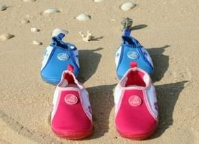 Обувь детская для воды пляж