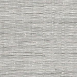 Contemporary Gray Faux Grasscloth Wallpaper- use faux for bathroom due to moisture $31.99