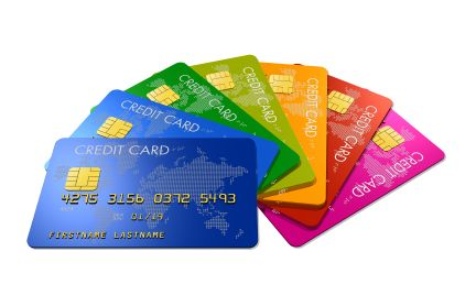 do credit cards work internationally