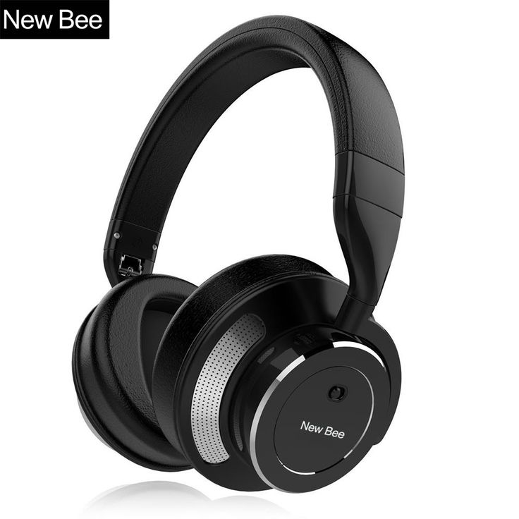 New Bee <b>Active Noise Cancelling Wireless</b> Bluetooth Headphone ...