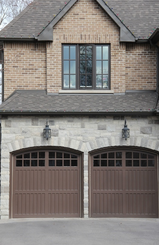 Brown Garage Doors With Windows 59 best garage doors images on pinterest | garage doors, glass