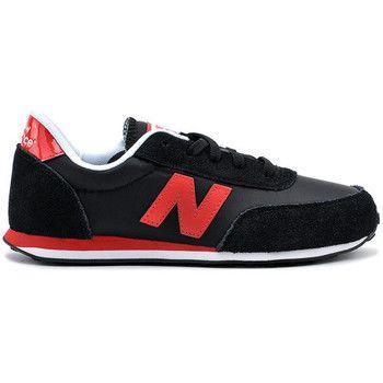 New Balance 410 dames sneakers (Zwart)