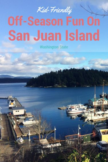 The off-peak season with lower lodging prices and no crowds is a great time to visit and discover the off-season fun on San Juan Island. via @trekaroo
