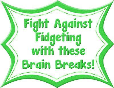 Brain break videos