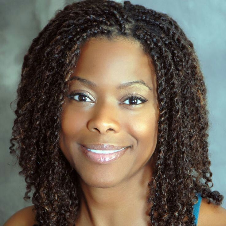 Pin By Tanya Samuels On Hairstyles Kinky Twists Hairstyles