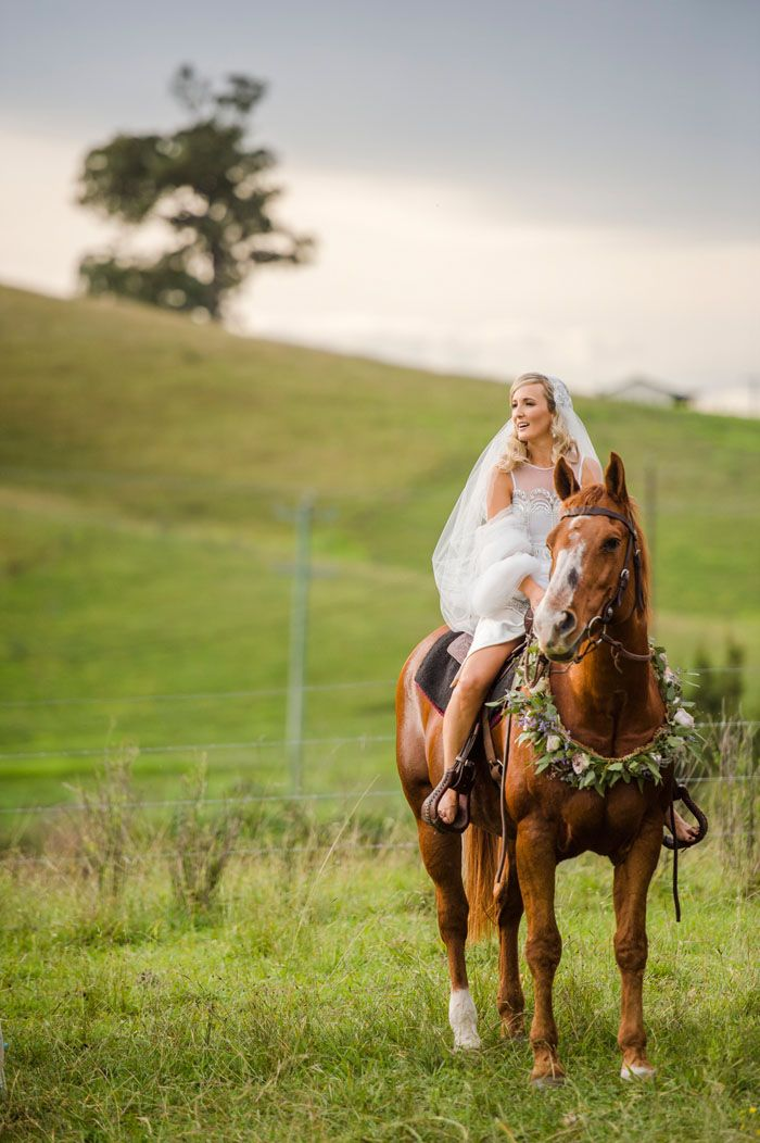 Scott and Clare's Country Wedding Part I | Wedding Ideas ...
