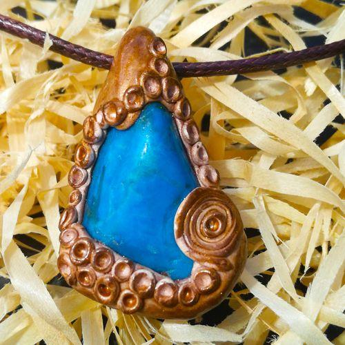 Arrowthings Jewellery. Tumbled stone jewellery. Handmade jewellery.