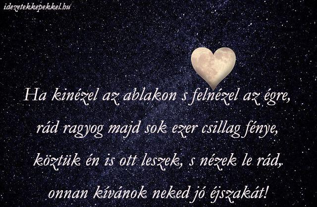jó éjt idézetek szerelmes Szerelmes jó éjt idézetek   Idézetek Képekkel | Celestial