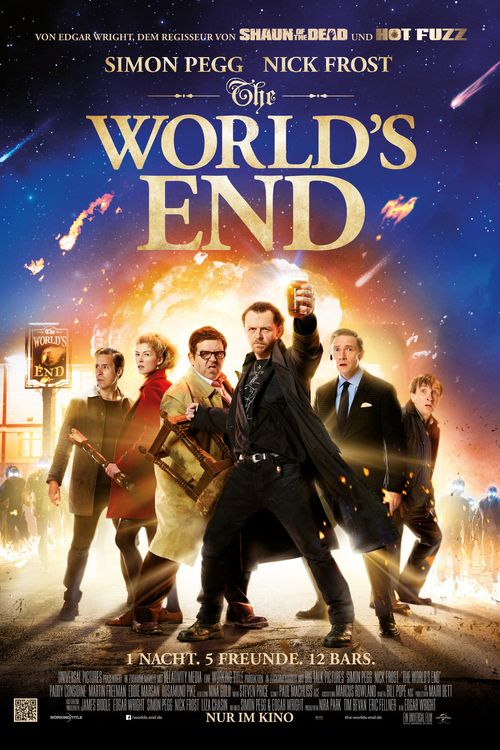 Watch The World's End 2013 Full Movie Online Free