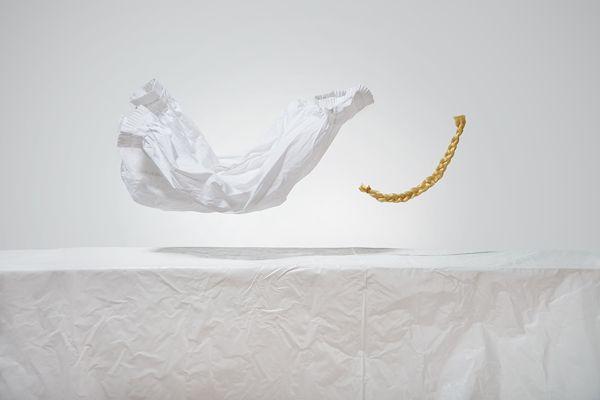Lekkość by Anna Zielińska, via Behance