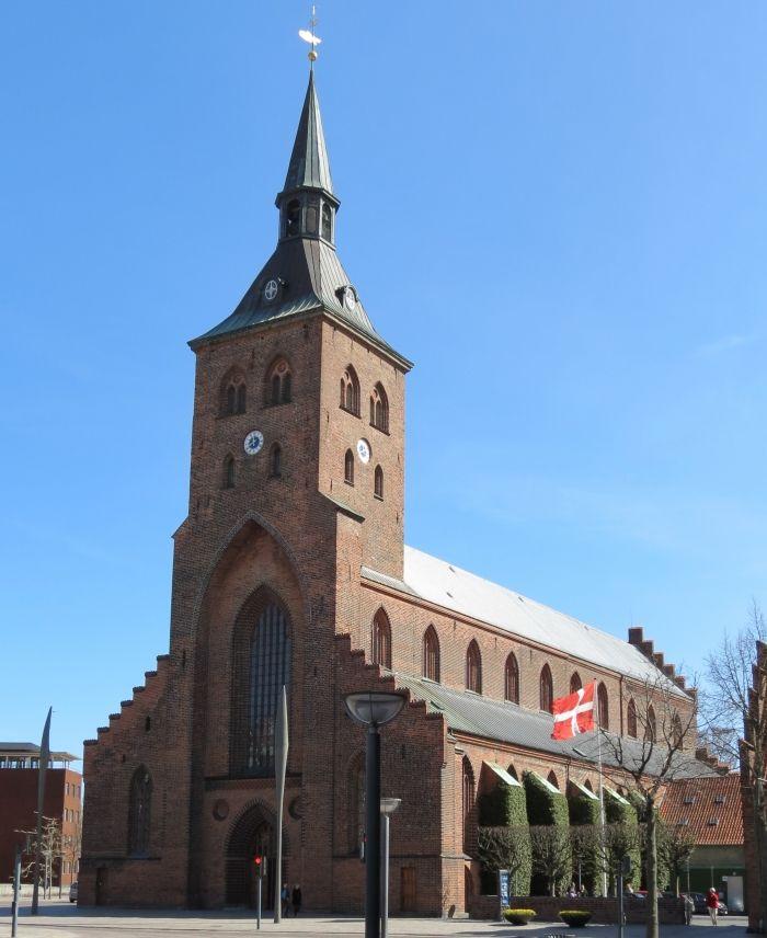 Odense Domkirke, Sankt Knud.