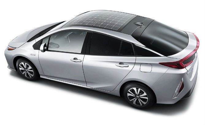 Panasonic Solar Roof Will Energize Toyota Prius Prime in Japan - Yesterday Panasonic unveiled a next-generation solar roof panel that will be optionally used on the Japanese-market Toyota Prius Prime. With more than trip[...]
