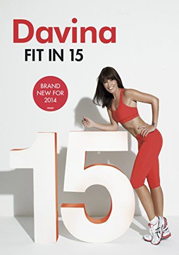From 2.95 Davina - Fit In 15 [dvd]
