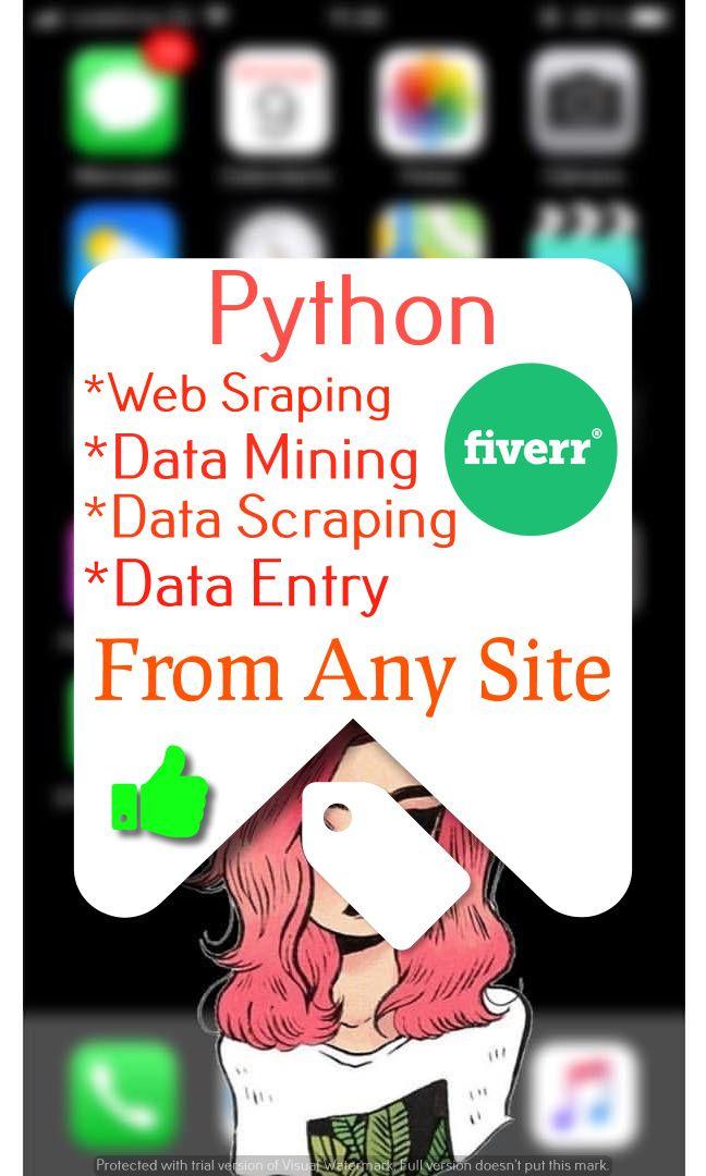 Hire A Freelance Developer For Programming Jobs Fiverr Python Web Freelance Web Developer Fiverr