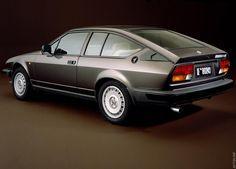 Alfa Romeo Alfetta GTV6 2.5i (1980)