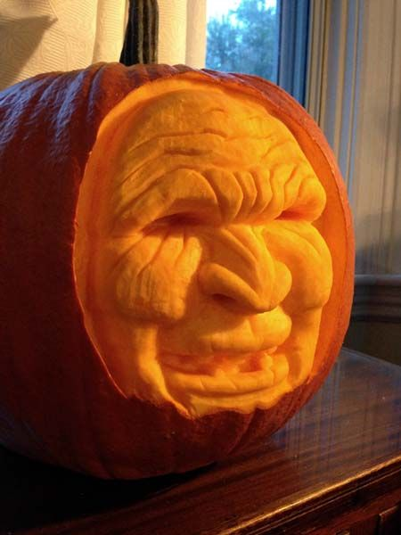 2013 pumpkin carving contest winners - Halloween Pumpkin Carving Faces
