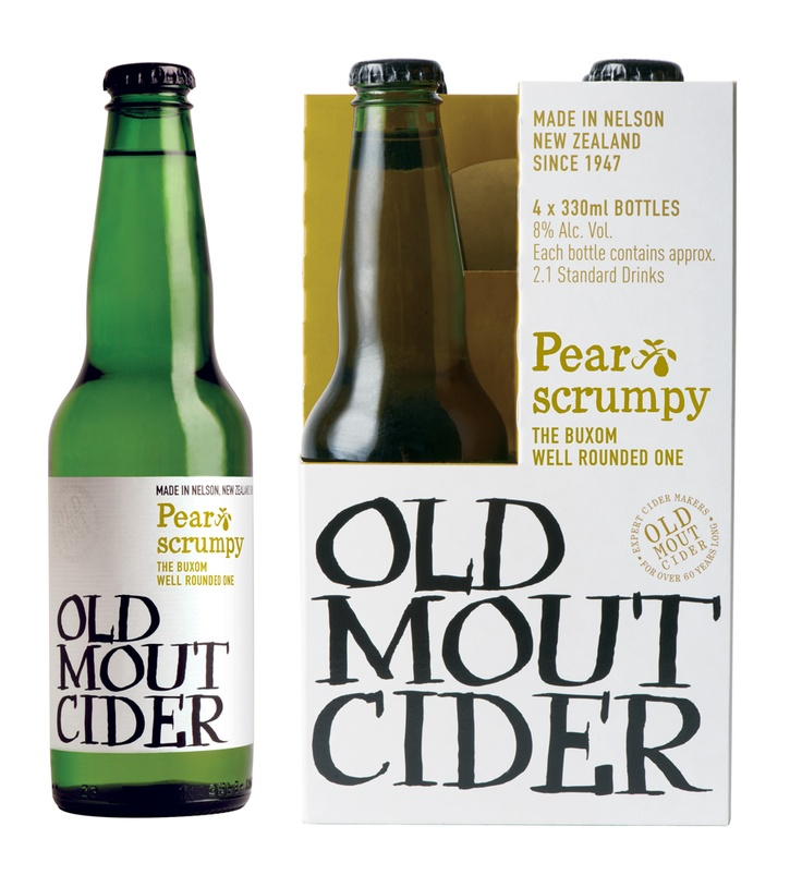 Old Mout Pear & Scrumpy Cider