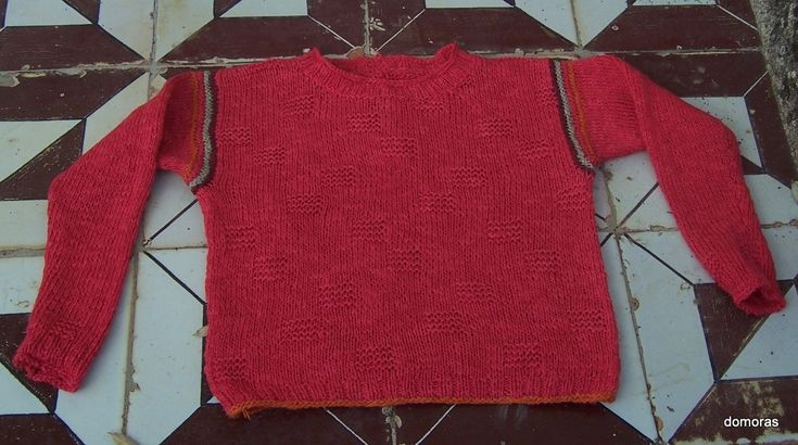 DANIELA, strikkekit med bomuld fra domoras
