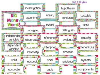17 best ideas about science word walls on pinterest