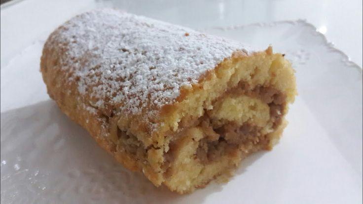 Glutensiz Elmalı Pasta Tarifi | Gluten-Free Apple Tart Recipe - YouTube
