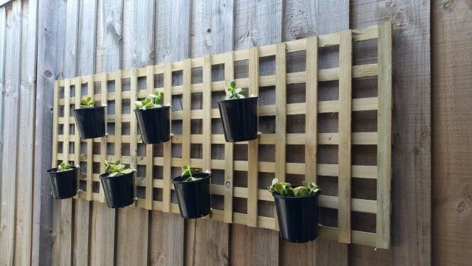 Easy Vertical Garden