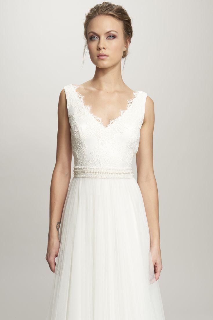 62 best Hochzeitskleider images on Pinterest | Gown wedding, Wedding ...