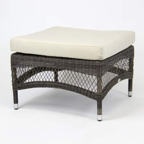 Babylon Foot Stool - availabel in 2 colours - Complete Pad ®
