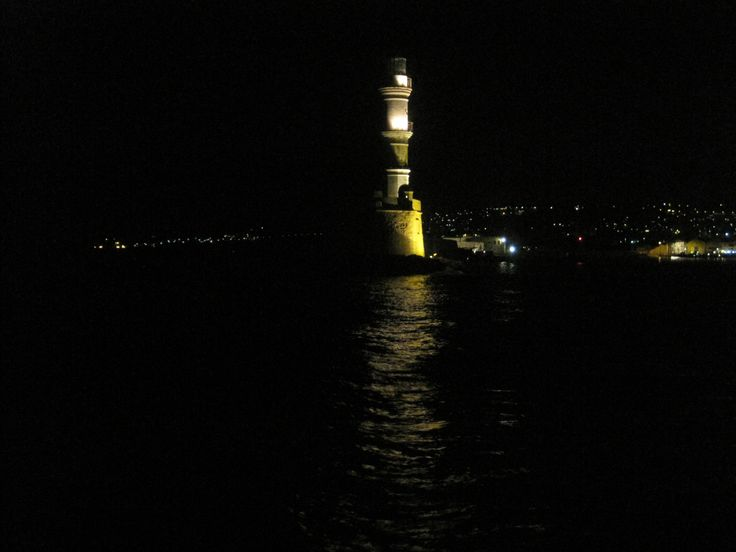 #lighthouse #Chania #Crete