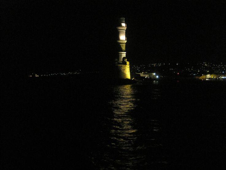 #lighthouse #Chania #Crete