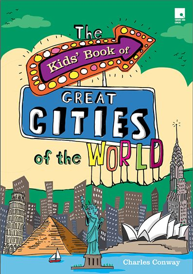 A lavishly illustrated book about the world's big cities. Each spread focuses on one city, talking about its brief history, famous buildings/monuments, inhabitants, food & culture, and urban myths & anecdotes about the place. Introducing children to the history, architecture & popular cultures of the world's urban centers, and also to possibly inspire a love of travel & discovery. As well as focussing on 50 major cities, the book will list big cities in every continent with maps…