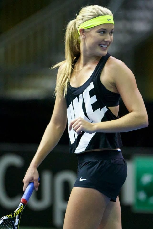 Genie Bouchard from canada #WTA #Bouchard
