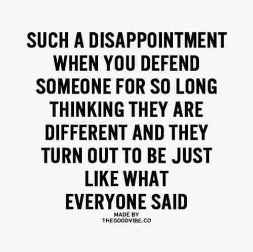 Quotes About Friendship Disappointment Inspiration Best 25 Quotes About Being Disappointed Ideas On Pinterest  Love
