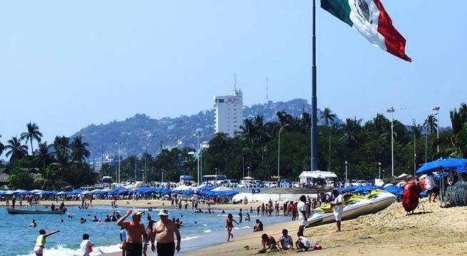 ] MÉXICO * 06 de abril de 2017. Caracas, la capital venezolana, registró 130 mil 35 asesinatos por cada 100 mil habitantes en 2016 y fue la ciudad más violenta del mundo, seguida del balneario mexicano de Acapulco y la hondureña San Pedro Sula, según un informe divulgado hoy en México por una...