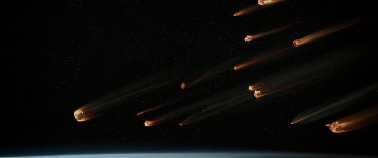Gravity. DoP: Emmanuel Lubezki | Dir: Alfonso Cuarón