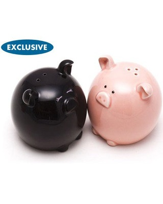 72 Best Images About Pig Salt And Pepper Shakers On