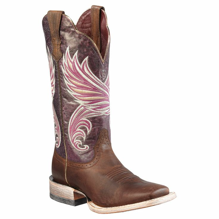Country Western Clothing for Women | Ariat Fortress Western Boots For Women