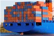 Internationale zeevracht diensten
