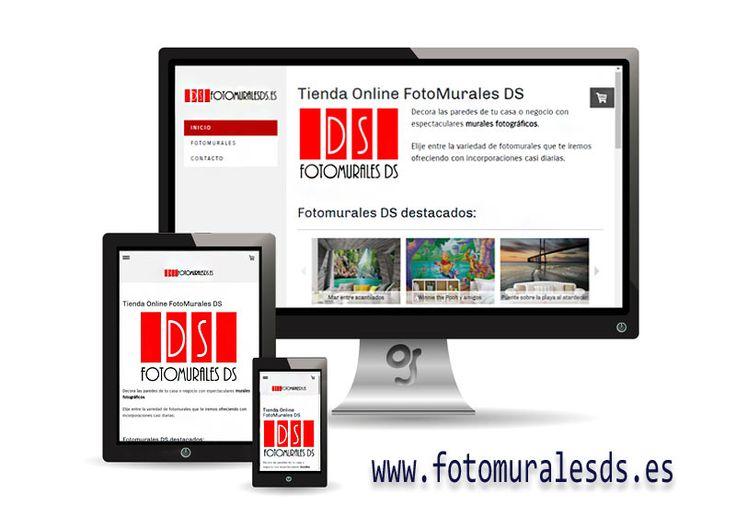Portafolio con muestras de algunas Web, tiendas online y proyectos realizados desde Atarfe por Granada Sites. Echa un vistazo a nuestros diseños.