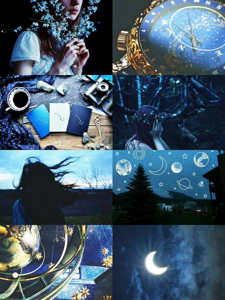 Blue Fae aesthetic | Witchy Woman | Fae aesthetic, Blue ...