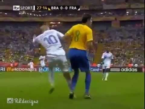 Skill of Zinedine Zidane