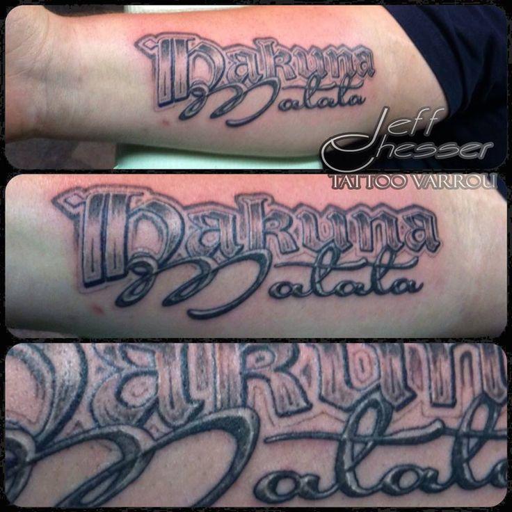 1000 id es sur le th me tatouages de roi lion sur pinterest tatouages disney tatouages et - Hakuna matata tatouage ...
