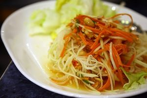 What Else Can You Do with Green Papaya -- Besides thai green papaya salad (som tum), what else can I do with green papayas?   http://chowhound.chow.com/topics/899108
