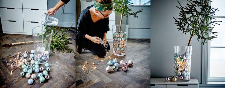 Weihnachtsdeko selber basteln - Dekoideen zum Staunen