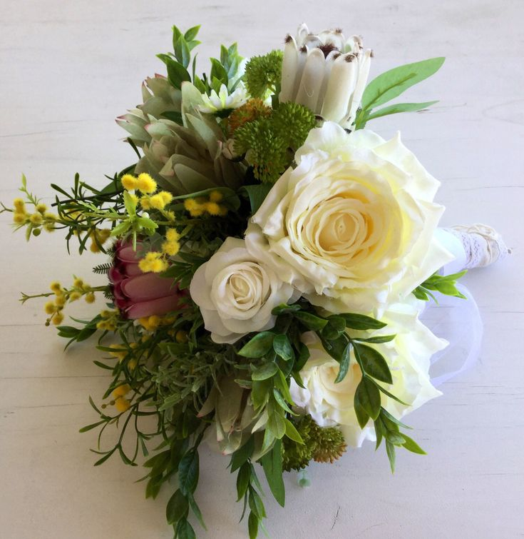 Excited to share the latest addition to my #etsy shop: Australian native bouquet