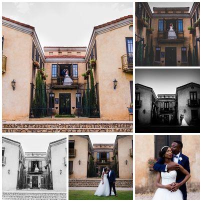 Wedding venue with European style Avianto Estate mudersdrift