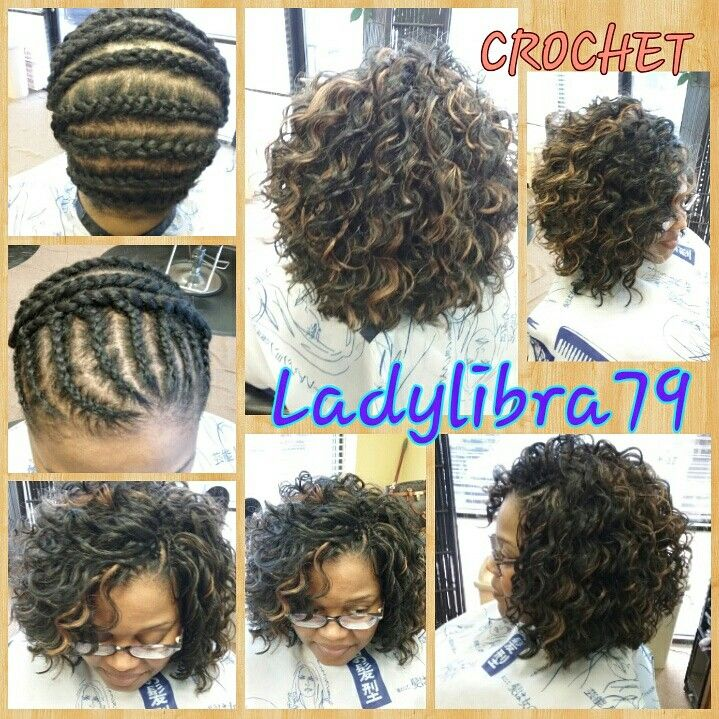 Crochet braids freetress COZY DEEP only 2 packs used!!!www.styleseat.com/shereewhite                                                                                                                                                     More