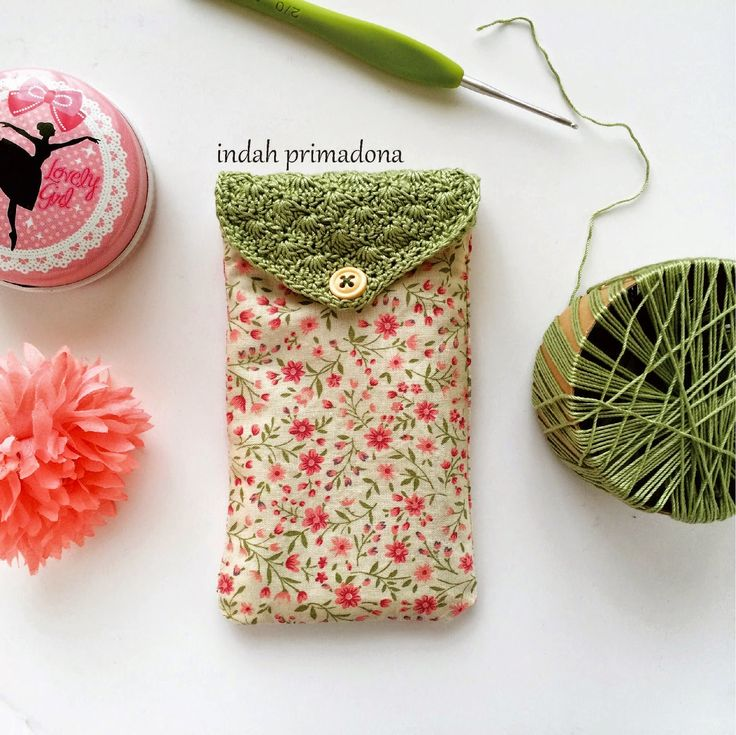 Craftmee: Phone Pouch